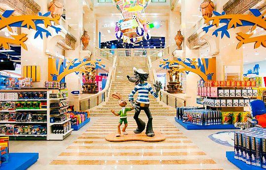 Магазин Игрушек В Москве Детский Мир